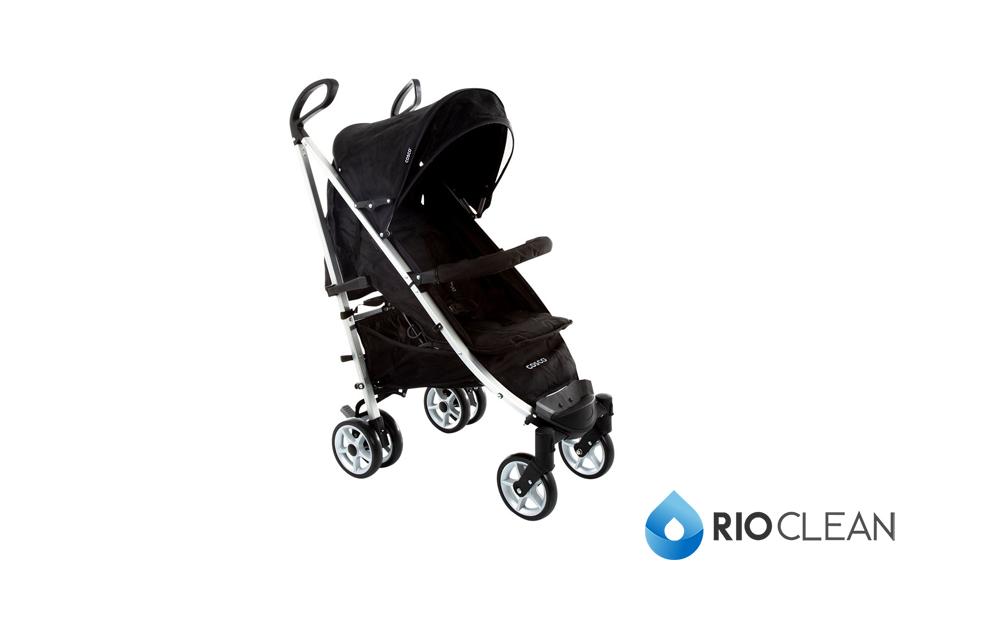 RIO CLEAN - Carrinho de Bebê